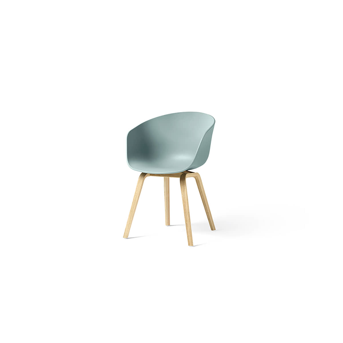 [HAY]About A Chair [AAC22] Dusty blue