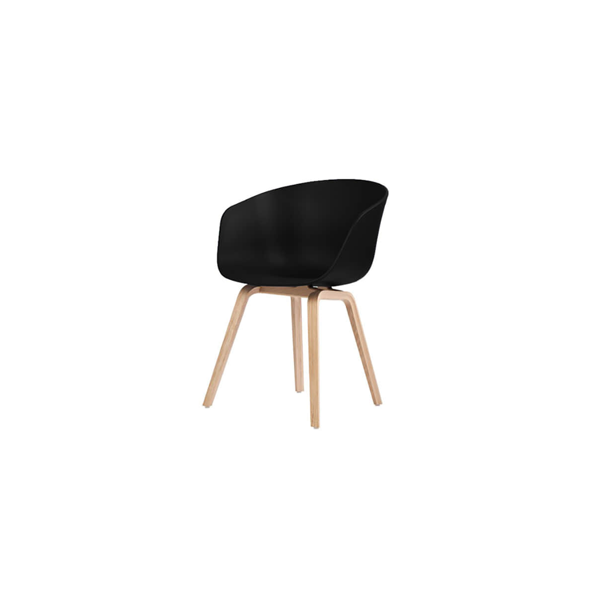 [HAY]About A Chair [AAC22] Black