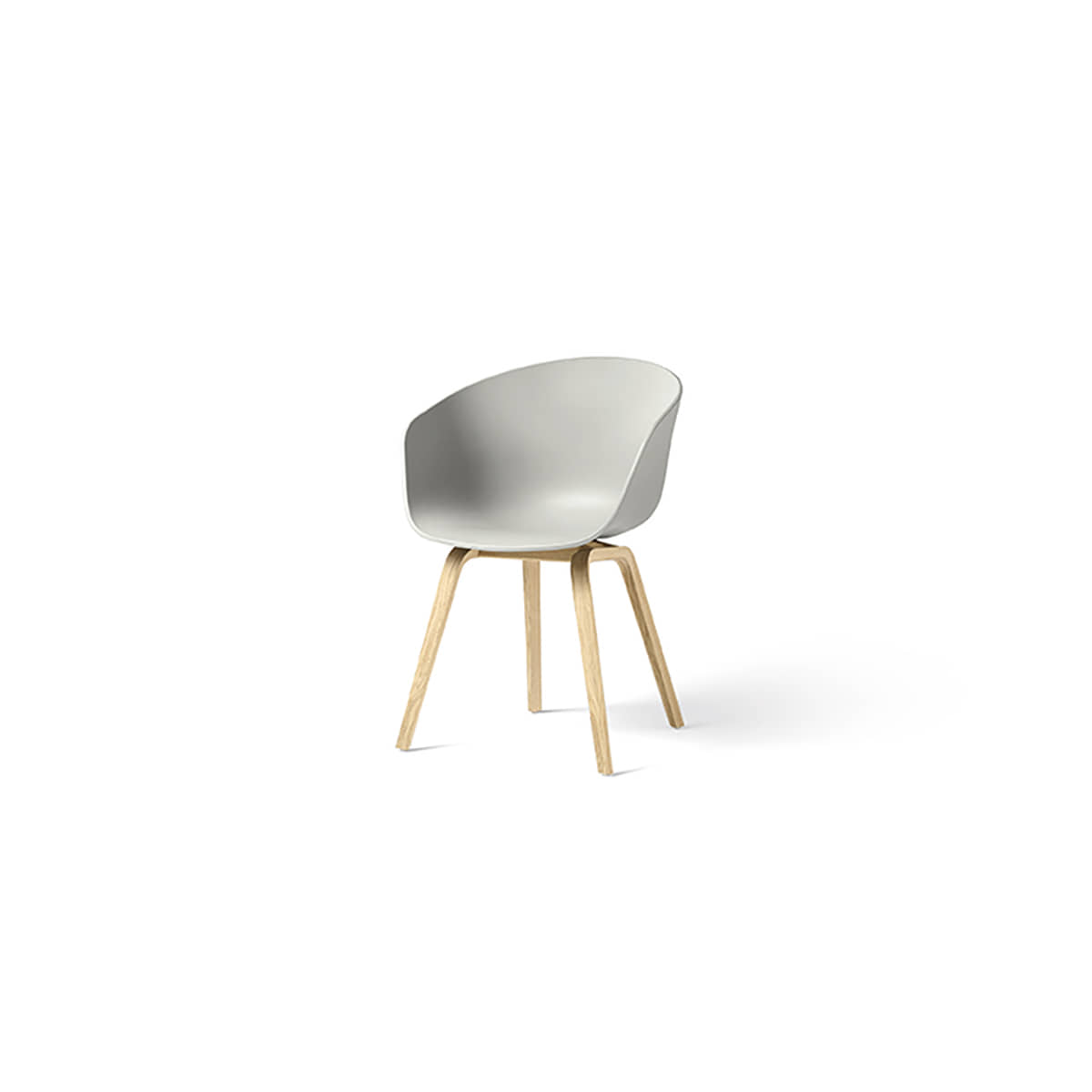 [HAY]About A Chair [AAC22] Concrete grey