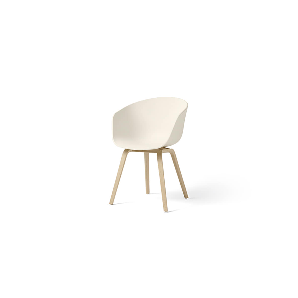 [HAY]About A Chair [AAC22] Cream white