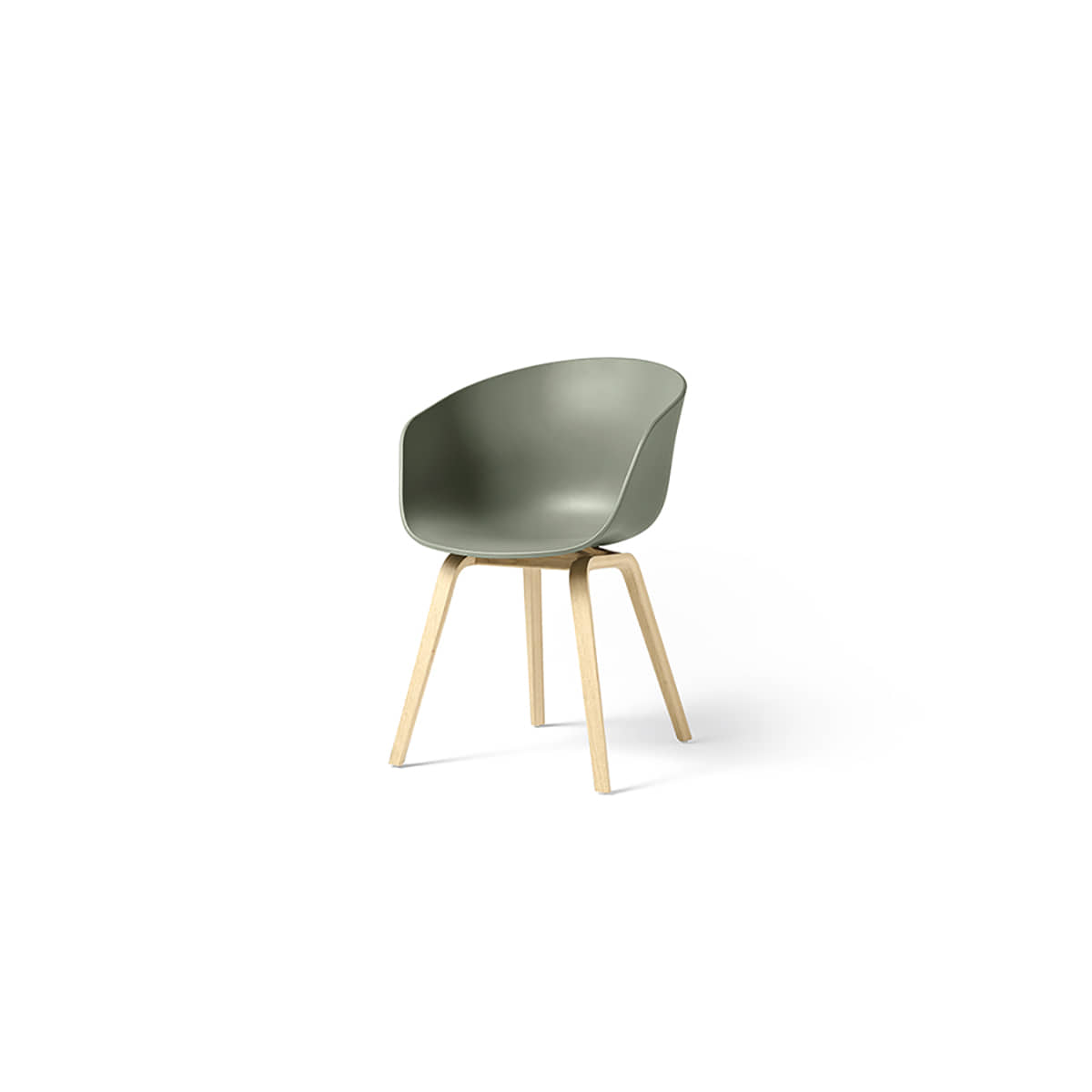 [HAY]About A Chair [AAC22] Dusty green